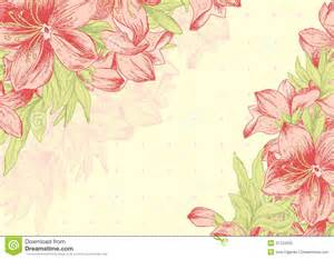 floral background template stock photos image 31723433
