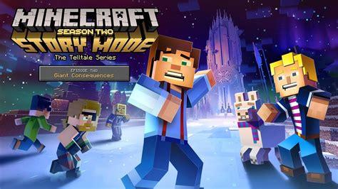 Ps4 Minecraf Story Season2 minecraft story mode season 2 episode 2 trailer 2017 ps4 xbox one pc