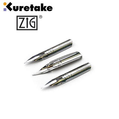 Drawing G Pen by Kuretake G Pen Pen Nib Set Isi 3 Lix Supplies