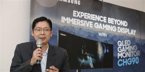 Monitor Khusus Gaming industri bergeliat samsung siapkan monitor khusus