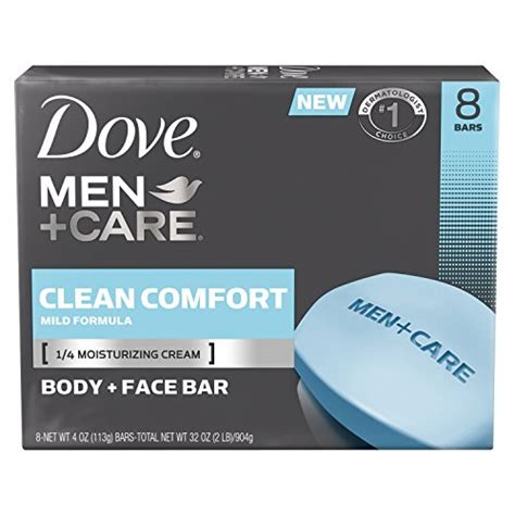 dove men care clean comfort body and face wash video review dove men care body and face bar clean