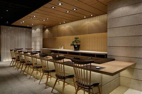 layout japanese restaurant sushi bar 187 retail design blog