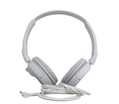 Sony Headphones Mdr Zx110ap White Sound Quality Headphone With Mic sony mdr zx110 white headphone with high quality sound