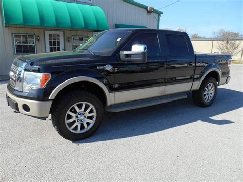 2009 ford f150 king ranch 2009 ford f 150 4x4 king ranch 4dr supercrew styleside 5 5