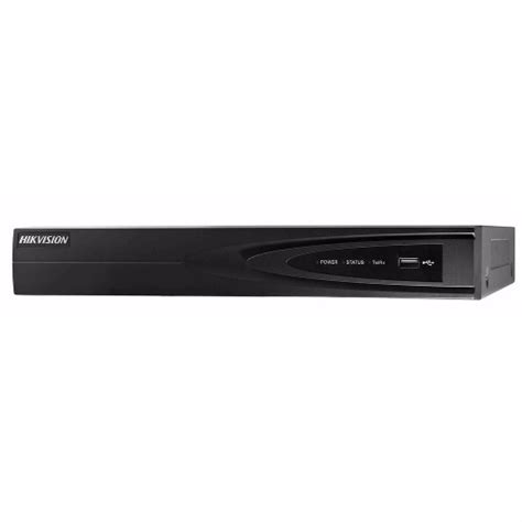 Nvr 16chanel Hikvision Ds 7616ni K2 16p Poe nvr hikvision ip 16 canales con switch poe onvif ds7616nie2