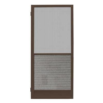 screen doors home depot unique home designs 36 in x 80 in riviera bronze
