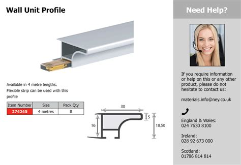 Kitchen Furniture Storage Handles Furniture Profiles From Ney