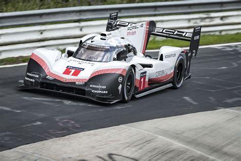 Porsche Nurburgring by επίσημο η Porsche 919 Hybrid Evo έγραψε 5 19 546 στο