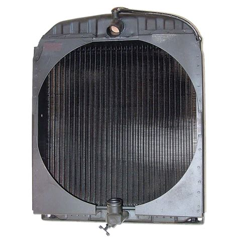 wc und wd acs114 pressurized radiator for allis chalmers styled