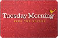 Tuesday Morning Gift Card - buy discount pets gift cards cardcash