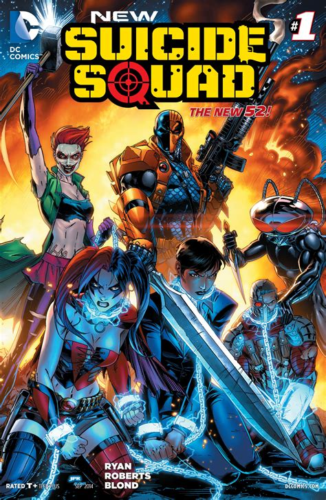 the unborn of volume 1 books new squad vol 1 dc database fandom powered by