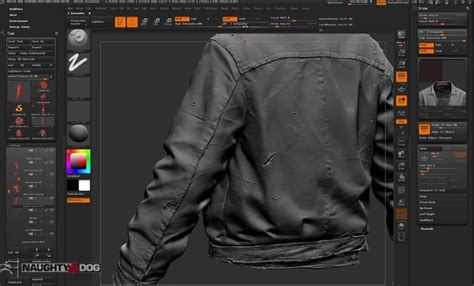 zbrush tutorial view zbrush character modeling for the last of us
