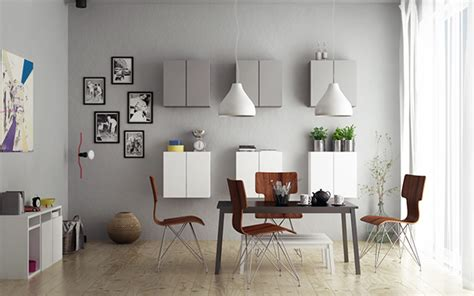 interior design ikea room on behance