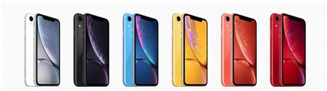 differences  iphone xs  iphone xr