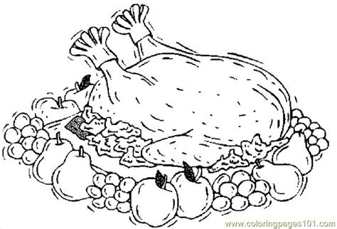 coloring pages of cooked turkey hijab cartoon coloring coloring pages