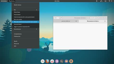 themes para gnome 3 5 super temas do kde e gnome shell para voc 234 instalar no
