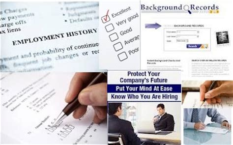 Pre Employment Background Check Taking Pre Employment Screening