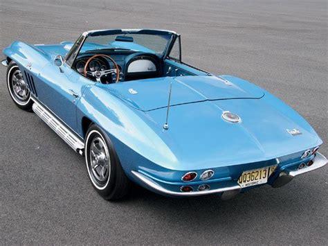 stingray corvette history a history of 1960s cars