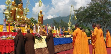 vesak give and live by the dharma on buddha s birthday