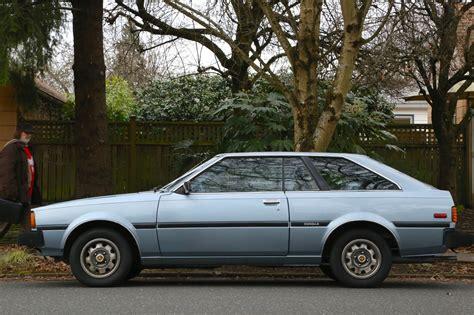 1982 Toyota Corolla Hatchback Parked Cars 1982 Toyota Corolla Liftback