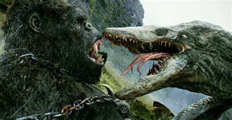 Review Kong Skull Island Crosses A 1933 Classic With Kong Coloring Page