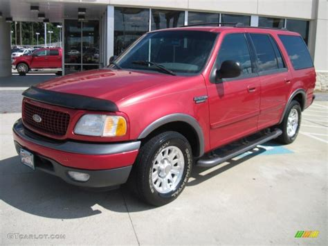 ford expedition red 2000 laser red ford expedition xlt 31536814 gtcarlot