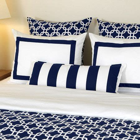 navy and white comforter navy and white bedding decorating ideas bedroom pinterest