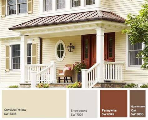trending house colors pale yellow exterior paint colors are in in 2015 see