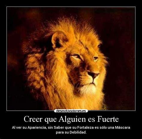 imagenes de leones fuertes im 225 genes y carteles de apariencia pag 10 desmotivaciones