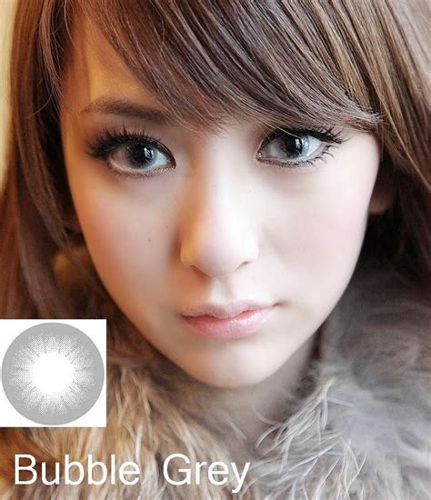Softlens Pretty Doll Pearl Gray series contact lens my contactlens