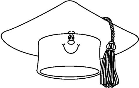 imagenes para pintar en los guaedapolvo de egresado dibujos de birretes de graduaci 243 n para colorear imagui