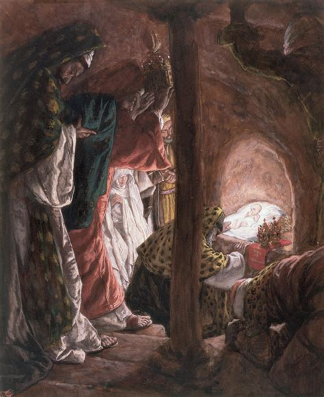 The Judas Sheep Large Print 16pt the adoration of the wise by tissot