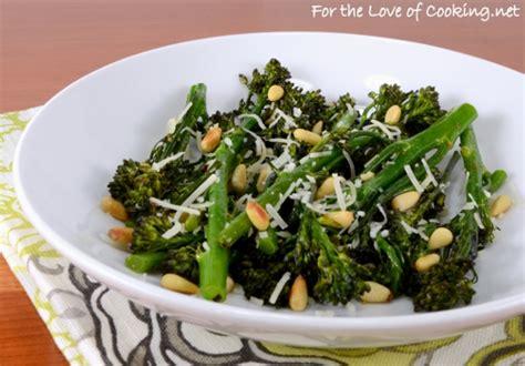 ina garten broccoli ina garten roasted broccolini