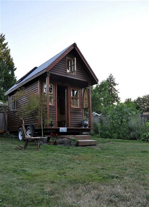 Dee Williams Lives In A Stylish 84 Square Foot Tiny House Tammy Strobel Tiny House