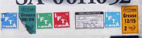 How To Get Ifta Stickers