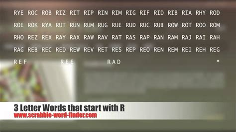 5 Letter Words Middle Letter R 5 letter word starting with rot docoments ojazlink