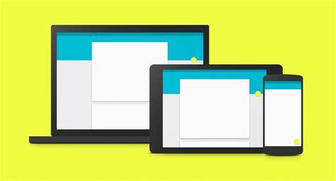 tutorial material design google material design il nuovo linguaggio visivo creato da