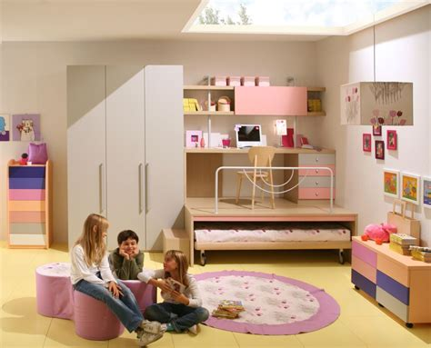kids bedroom ideas for girls 50 brilliant boys and girls room designs unoxtutti from giessegi digsdigs