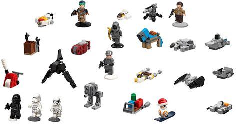 Calendrier De L Avent 2017 Lego Calendrier De L Avent Lego Wars 75184 No 235 L 2017