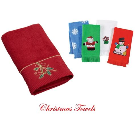 christmas towels bathroom christmas bathroom hand towels