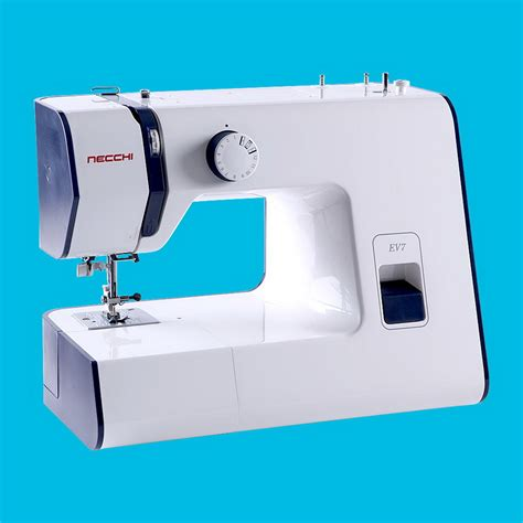 compact sewing machine necchi ev7 compact sewing machine
