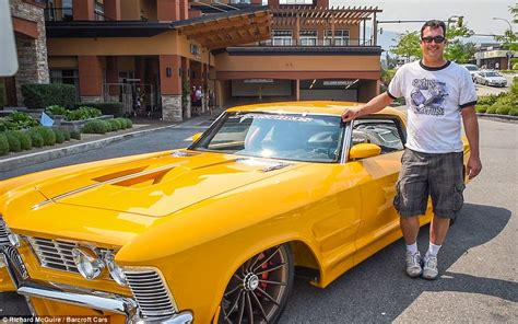 Handmade Cars Uk - jf launier transforms 1964 buick riviera worth 400 into