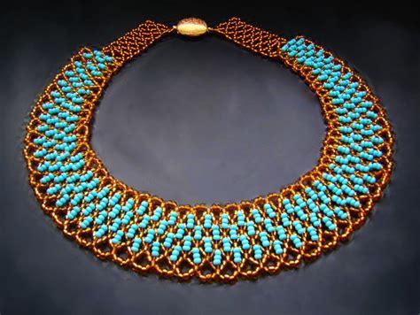 bead jewelry tutorials free pattern for necklace paula magic bloglovin
