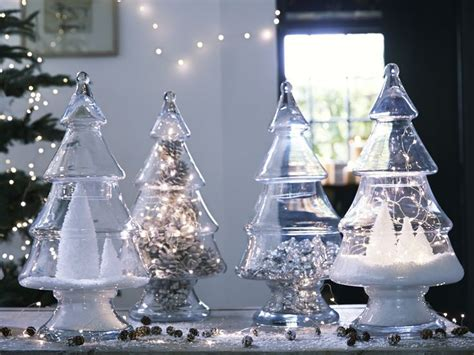 chridtmas tree glass jar cox and cox 21 best images about white on trees and