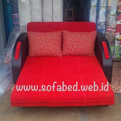 Jual Sofa Minimalis Warna Pink sofabed tokobagus jual sofabed murah