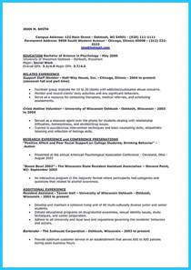 Example Of Resume Australia Outstanding Details You Must Put In Your Awesome