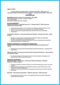 100 awesome server description resume resume