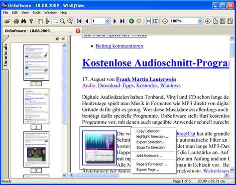 djvu file format reader free download windjview download