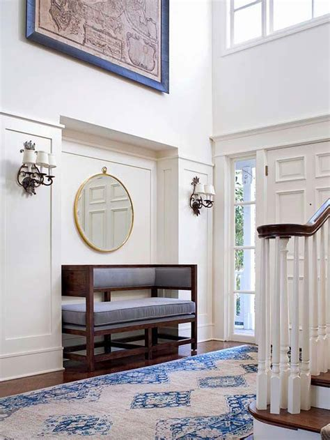foyer niche decorating ideas the world s catalog of ideas