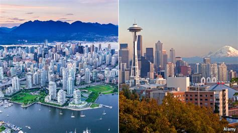 Mba Programs In Vancouver Wa by Vancouver And Seattle Seek To Come Closer Together The